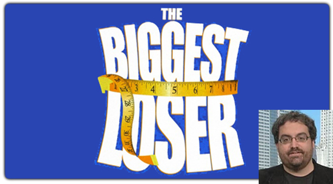 Devin Faraci, The Biggest Loser