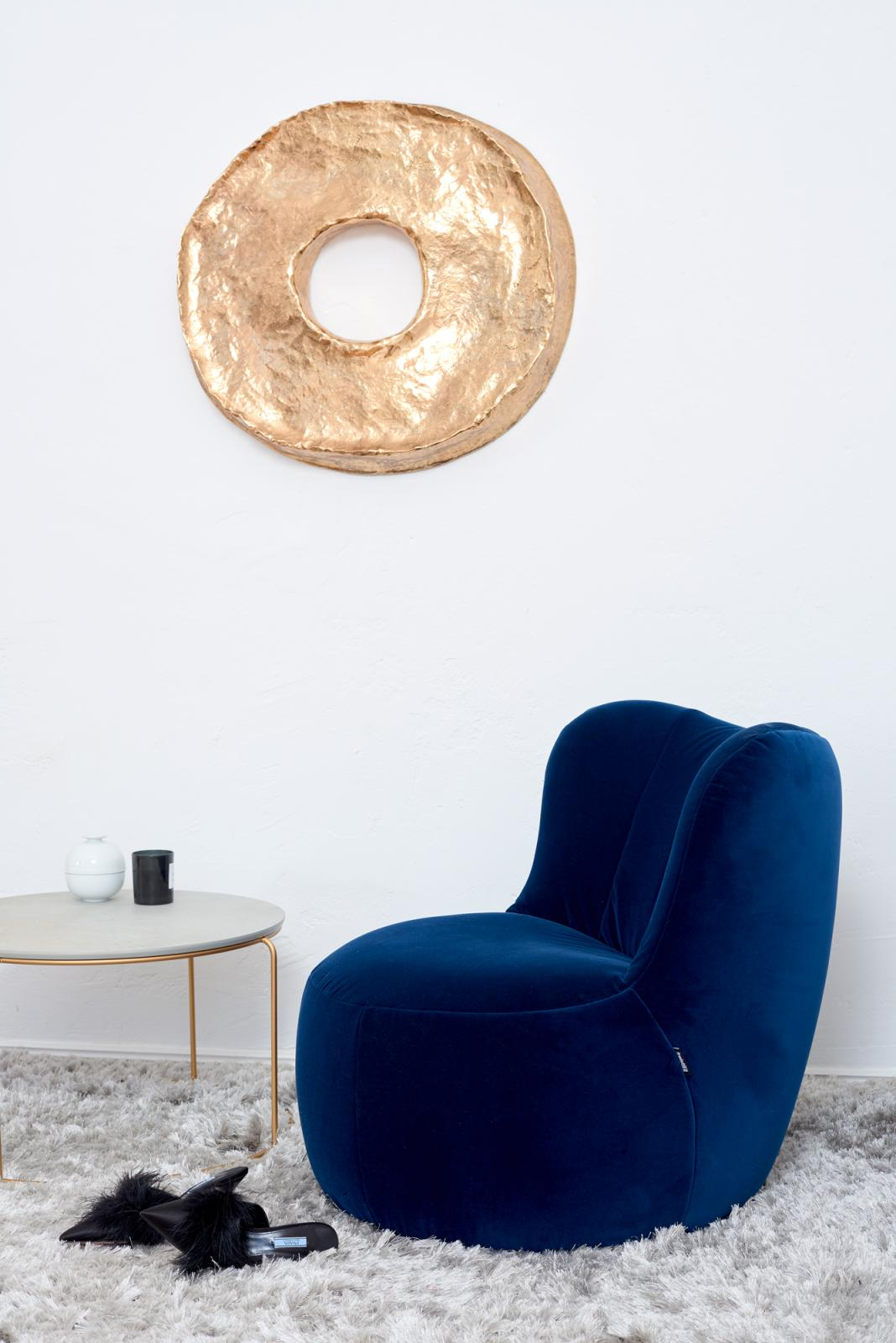 Couchtisch Design Rolf Benz Interior | The Modern Salon Chair | The Random Noise