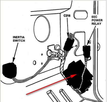 wiring diagram ford f150 fuel pump