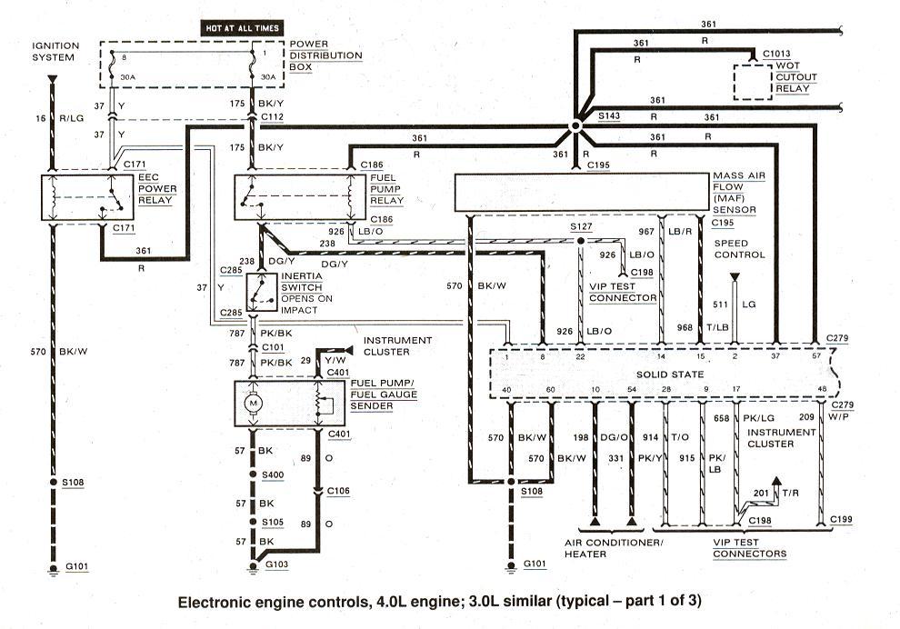 4 0 engine diagram