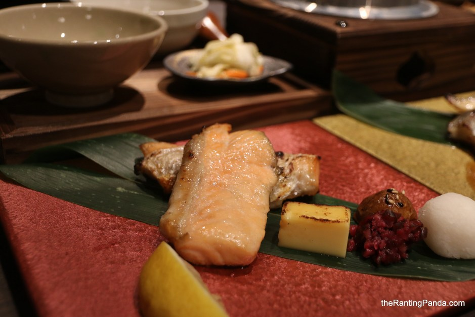 Panda Bar Hamburg Food Review: Charcoal-grill & Salad Bar Keisuke At Paya