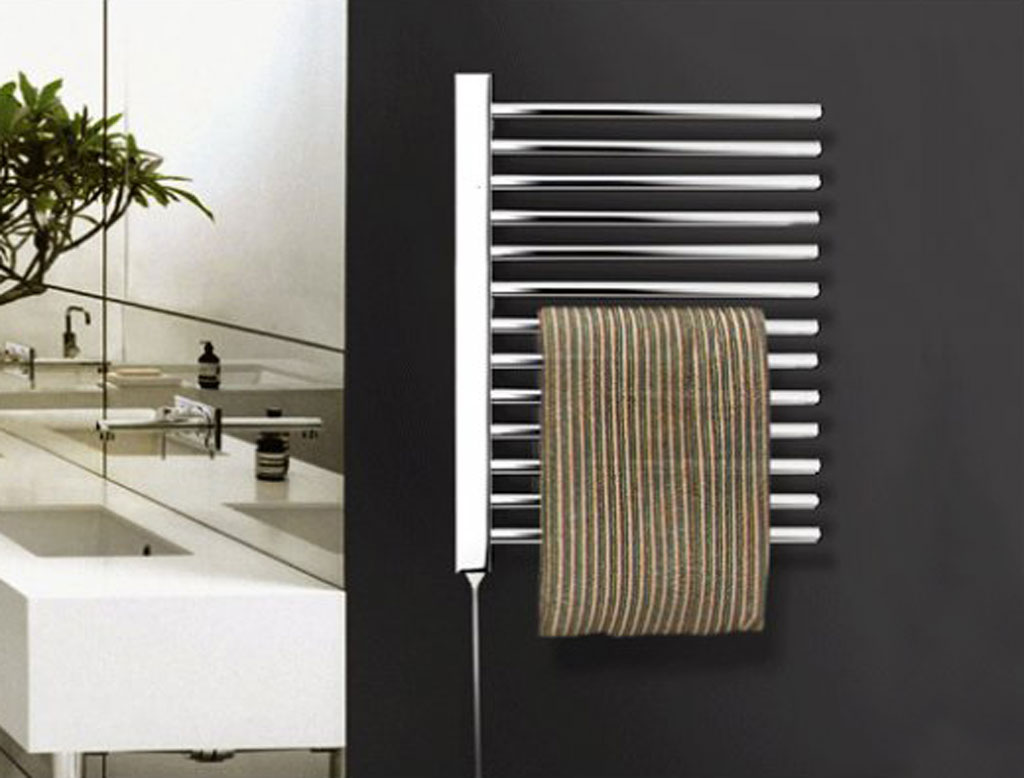 Arredo X Bagno Piccolo Deltacalor Ideas Freesystem Electric Scaldasalviette