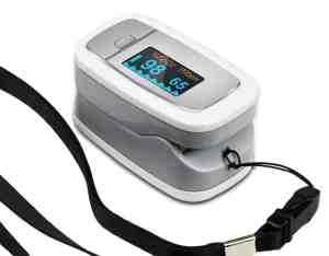 Easy@Home Fingertip Pulse Oximeter