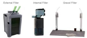 types of filters