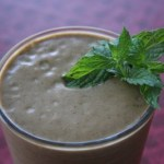 protein shake recipes choc-mint