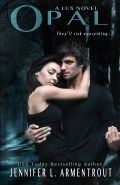 Opal by Jennifer L. Armentrout book cover