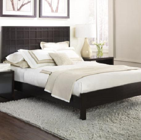 Espresso King Nara Bed