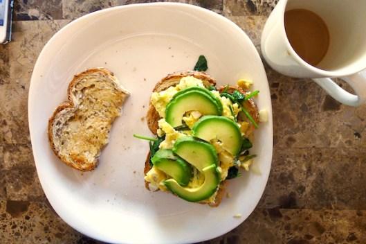 Cape Breton, Breakfast