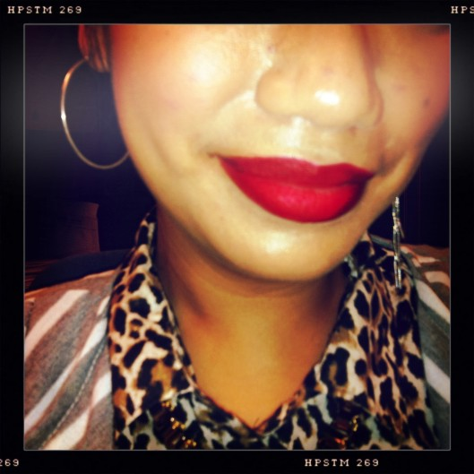 Asian Ruby Woo MAC red lipstick, Red Lipstick for Asians