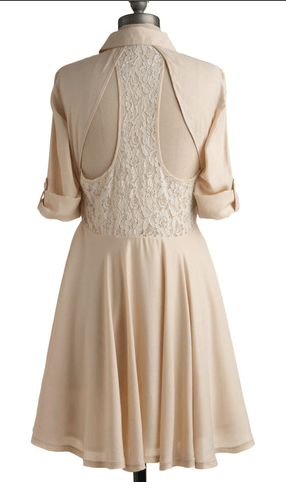 Cyber Monday Sale Modcloth, Modcloth lace cut outs back dress