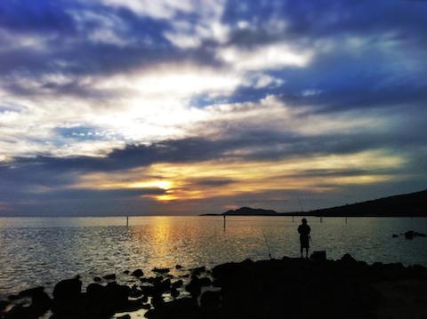thereafterish, sunset chasing, hawaii sunsets, sunsetsnipers, hawaii sunsets