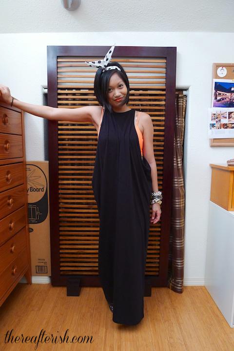 thereafterish, ootd, bunny headband, arm party, hawaii fashion blog, street style