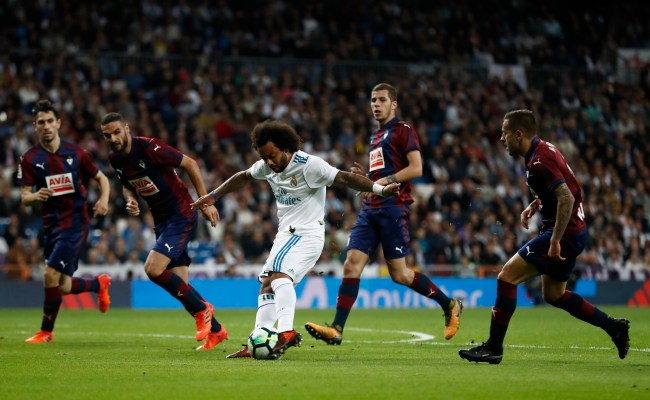 Three Takeaways From Real Madrid Vs Eibar