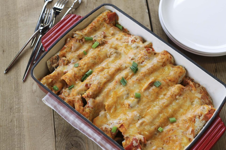 Buffalo_Chicken_Enchiladas