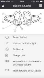 Plantronics BackBeatFit App How To