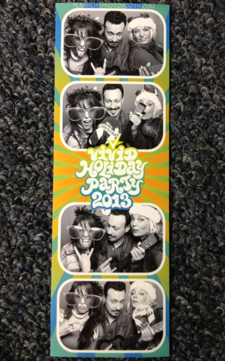 Photo booth shenanigans
