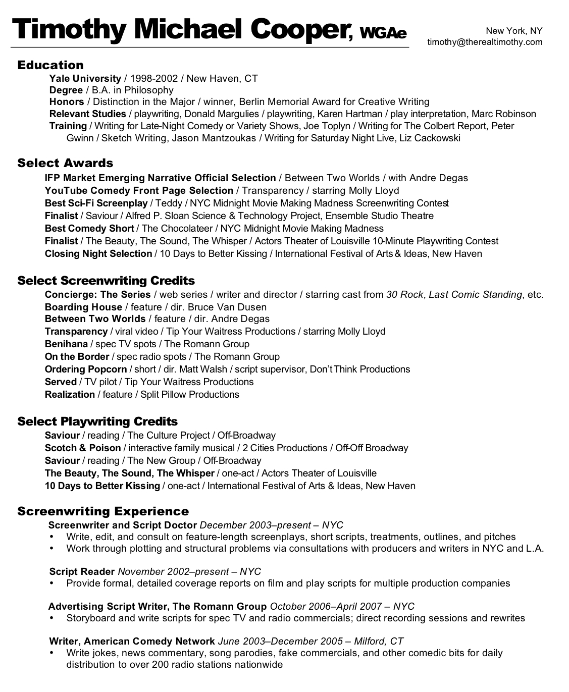 best new resume fonts - Resume Fonts