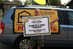 Win $5000 a Week For Life with Publishers Clearing House #Sponsored