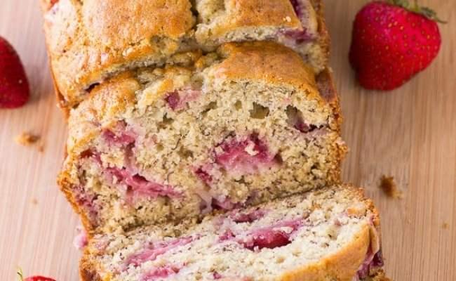 Strawberry Banana Bread The Recipe Critic