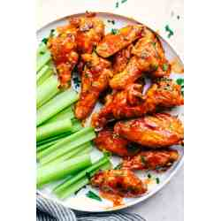 Small Crop Of Chicken Wings Near Me