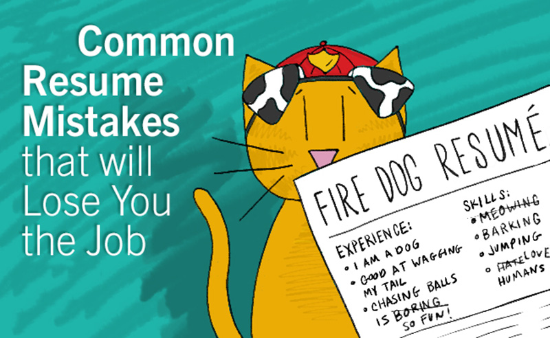 Overcoming the 3 Most Common Resume Writing Mistakes \u2013 The Recruiter