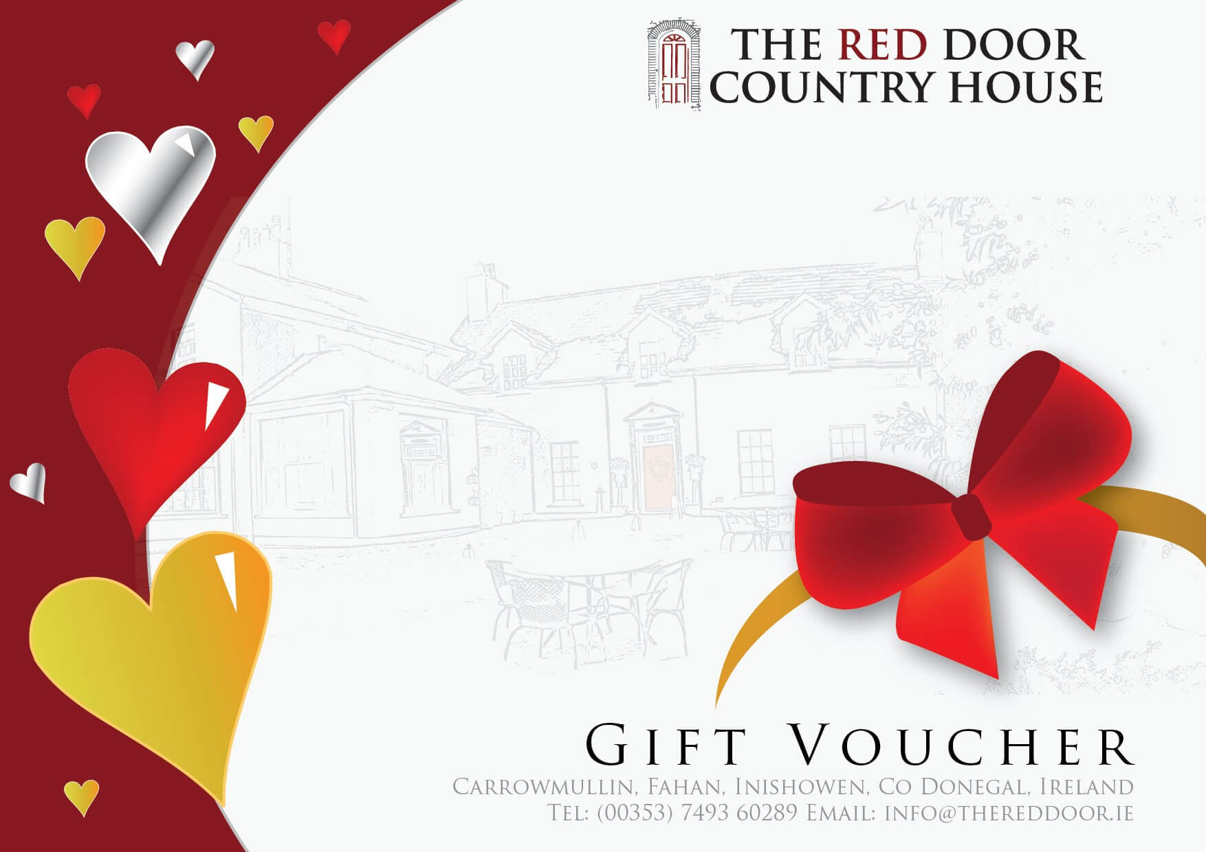 Email Gift Vouchers Gift Vouchers