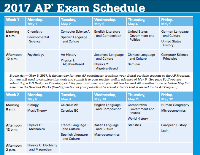 The Calendar Spot May 2015 Neopets Advent Calendar The Red Ledger Ap Exams Begin May 1