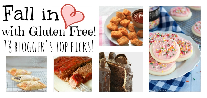 Fall in Love with Gluten Free Horizontal