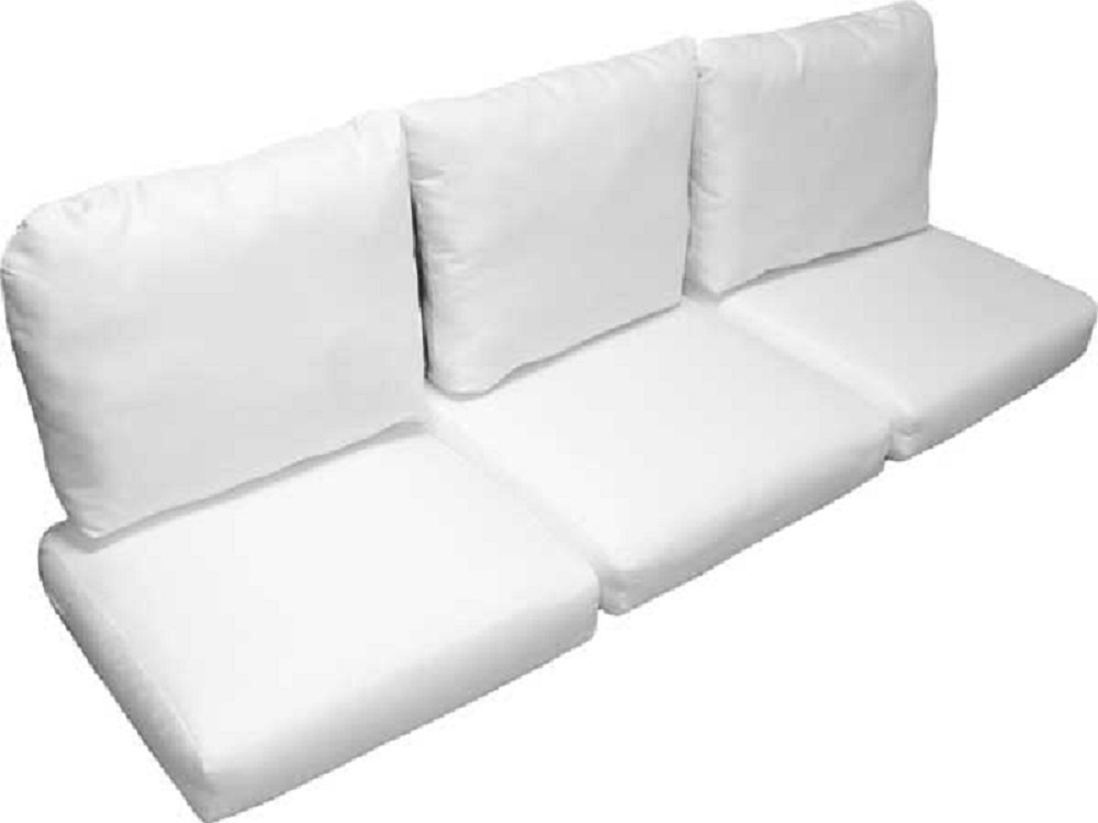 Sofa Cushions Set Deluxe Wicker Sofa Cushion Set