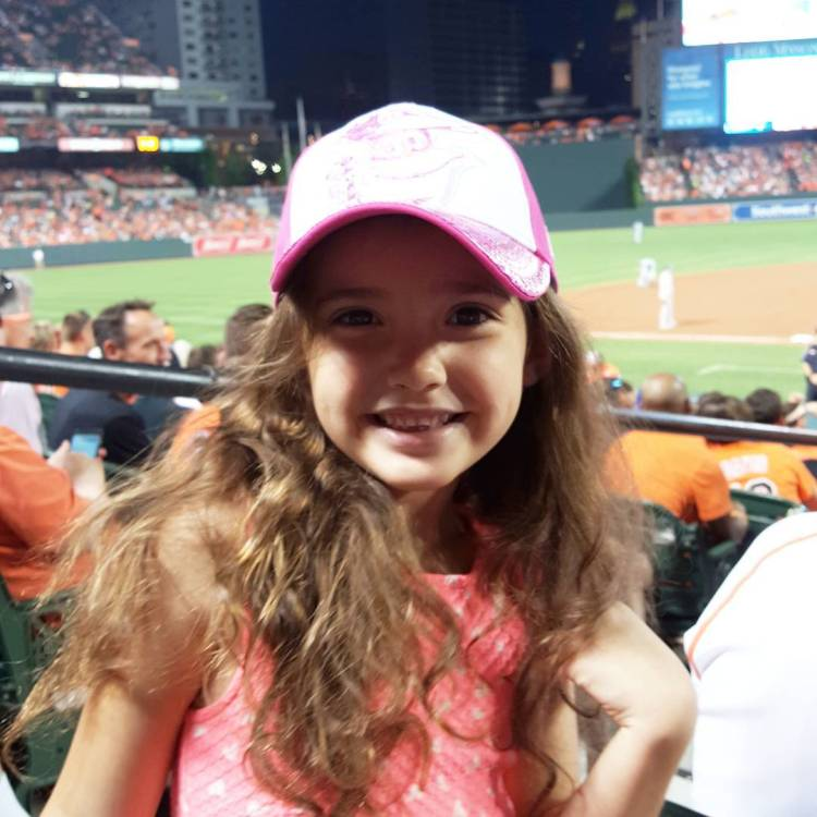What an awesome orioles game! The kids loved every minutehellip