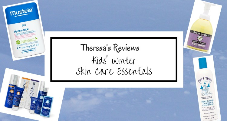 Kids' Winter Skin Care Essentials