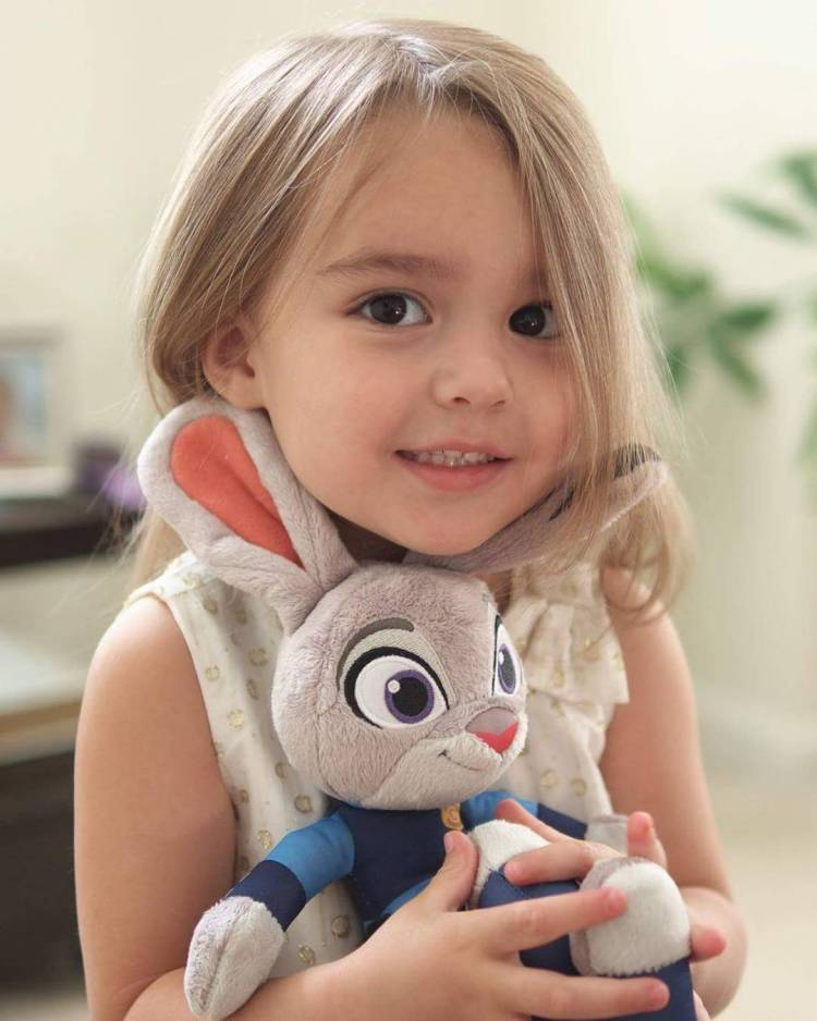 Are your kids big Disney fans? Georgiana adores Zootopia andhellip