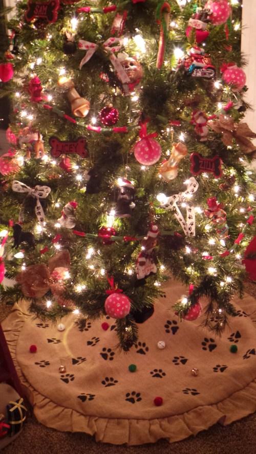 Medium Of Christmas Tree Skirts