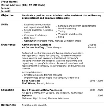 functional resume examples for administrative assistant functional resume template administrative assistant resume administrative assistant resume the