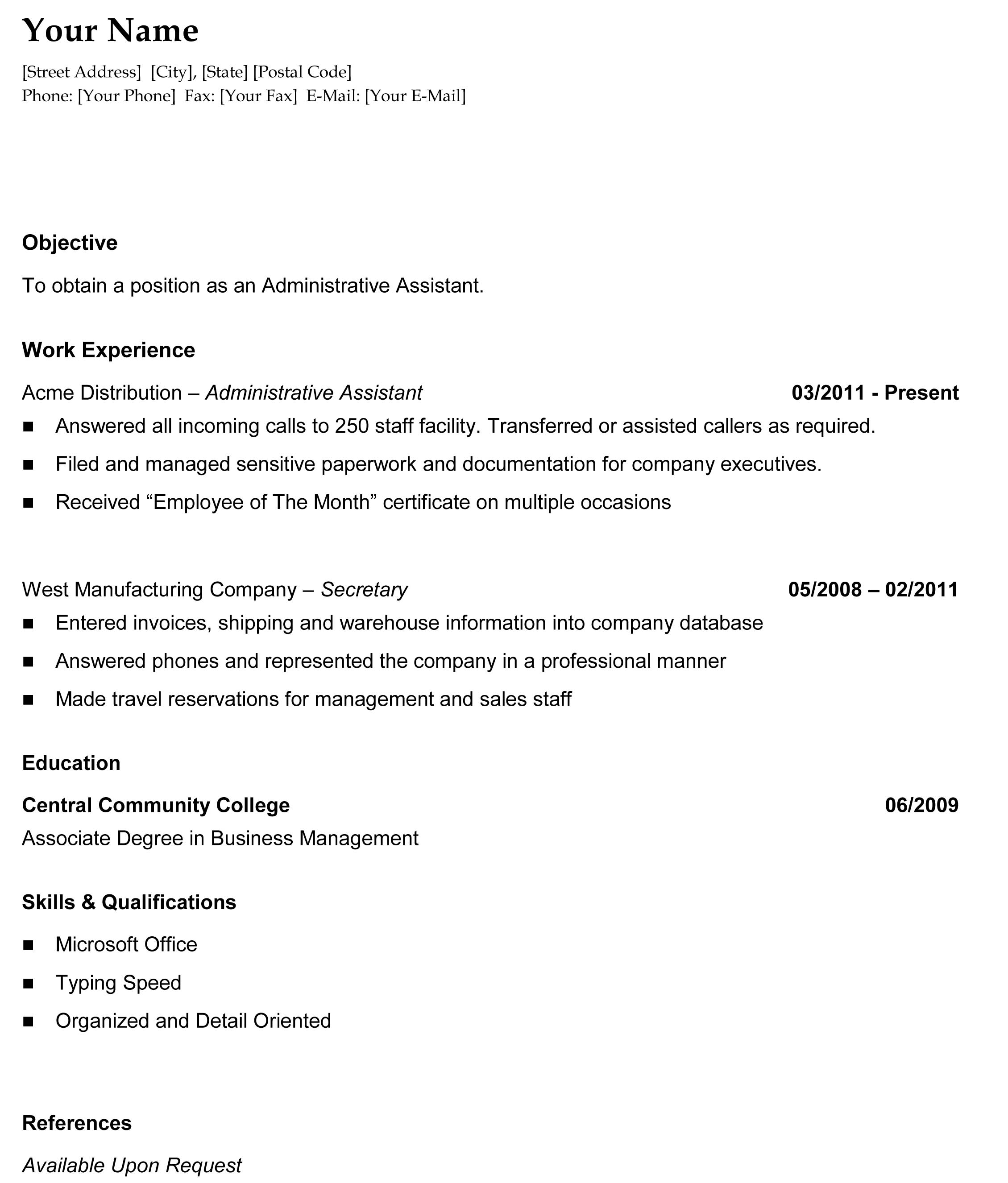 functional resume example for office manager service resume functional resume example for office manager office manager resume example professional document resume the resume
