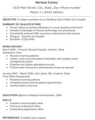 interesting resume sample of pharmacist job with summary of - clerical duties resume
