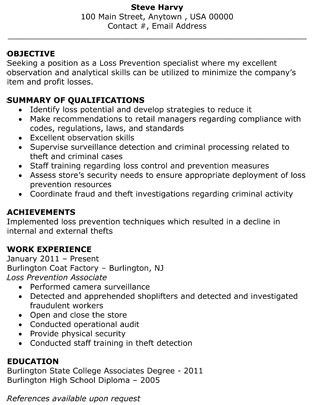 Resume Edmonds Investigations Resume Scisootm Hotel Night Auditor Resume  Resumes Cover Letters Uxsfu Mr Resume  Loss Prevention Cover Letter