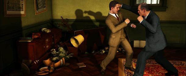 L.A. Noire Gag Reel – Even Detectives Make Mistakes