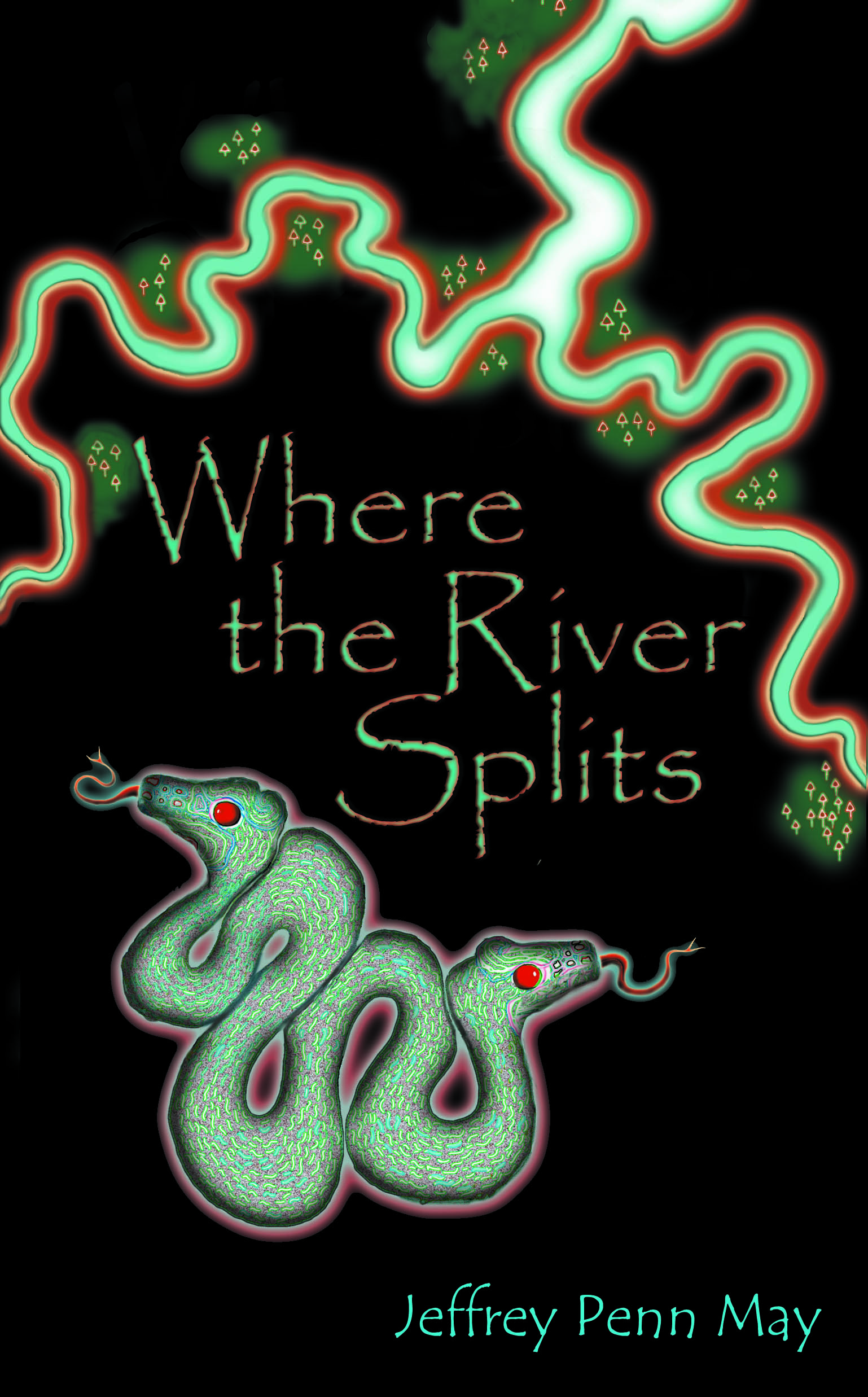 Susan Powell Libros Where The River Splits By Jeffrey Penn Pay Suspense