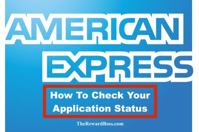 American Express Credit Card Application Status
