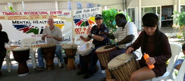 Drumming for Mental Health