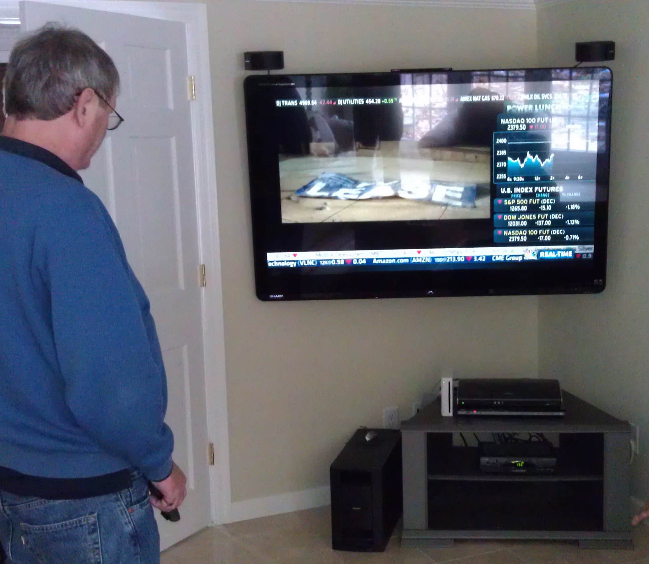 How To Put A Tv On A Wall Norwalk Ct Mount Tv On Wall Home Theater Installation