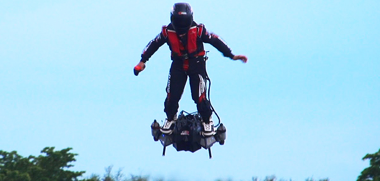Zapata Mode Bad News Pour Le Flyboard Air Qui Reste Cloué Au Sol