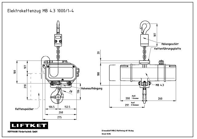 duff norton wiring diagram
