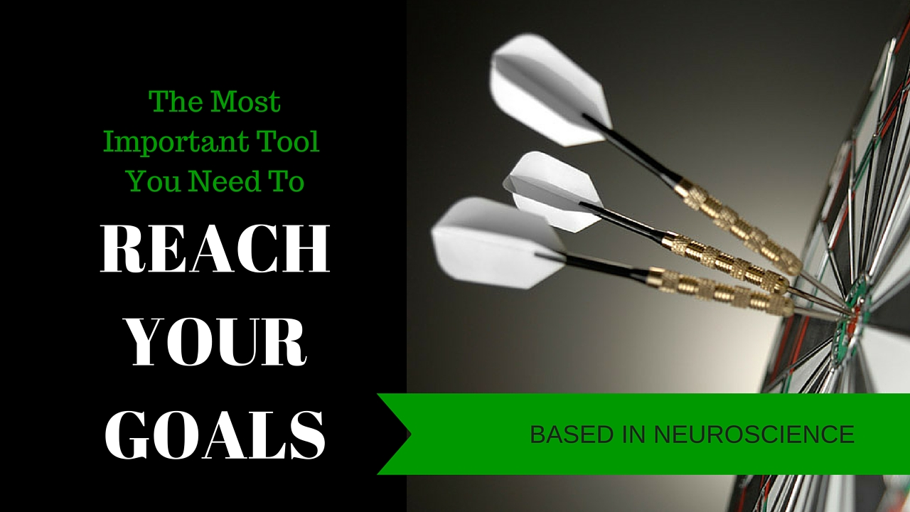 VIDEO: The Important Tool, Proven by Science, For Effective Goal Setting