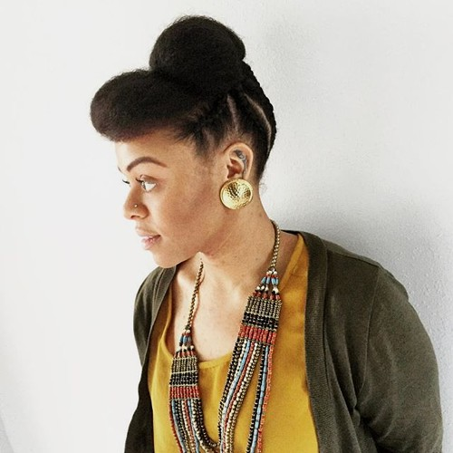 easy protective updo