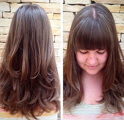 how to do layer cut at home