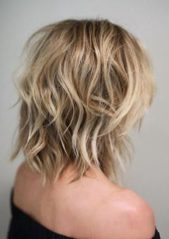 Shag Haircuts and Hairstyles in 2017 ? TheRightHairstyles
