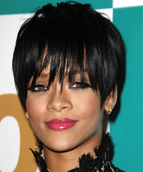 Short Hairstyles For African American Females Short Black Female Hairstyles