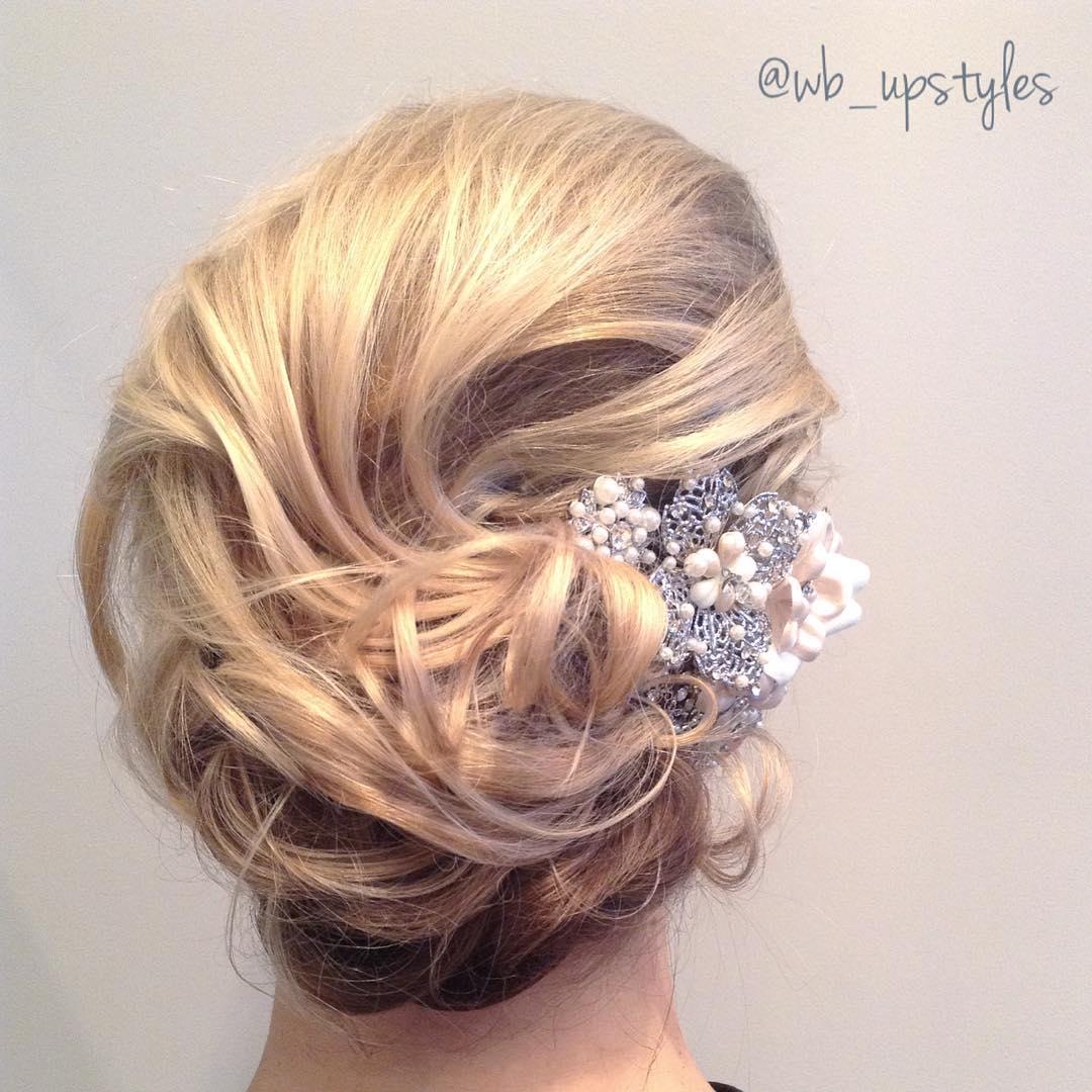 40 best short wedding hairstyles that make you say �wow�